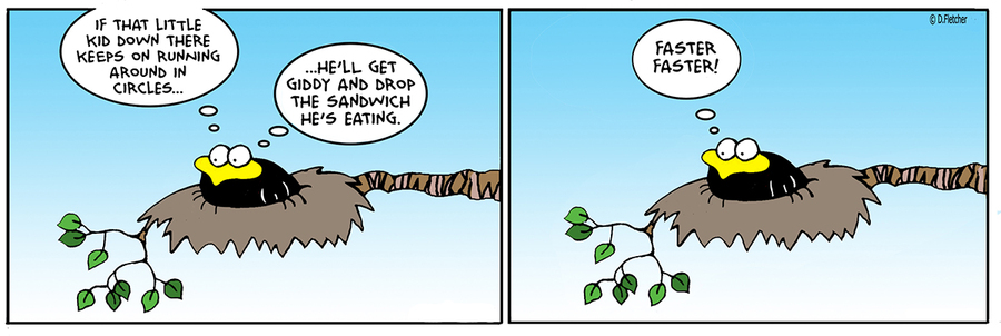 Crumb Comic Strip for November 15, 2019