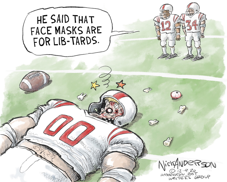 Nick Anderson by Nick Anderson on Wed, 09 Dec 2020