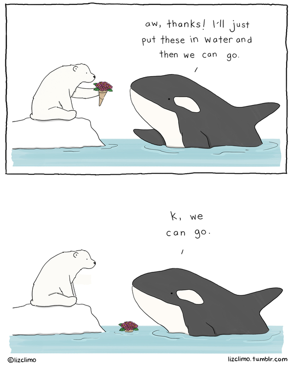 Liz Climo Cartoons Comic Strip for January 29, 2020