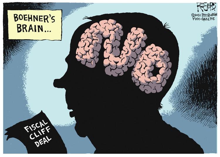 Boehner's Brain...