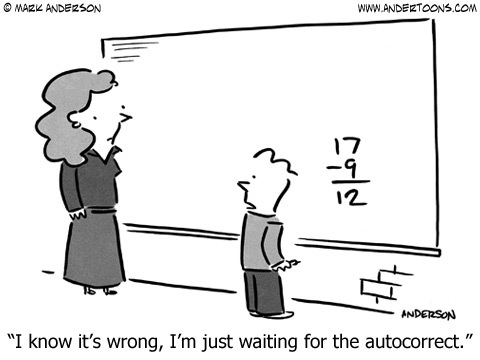 Andertoons Comic Strip for February 13, 2015
