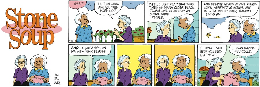 Stone Soup Classics Comic Strip for May 16, 2021
