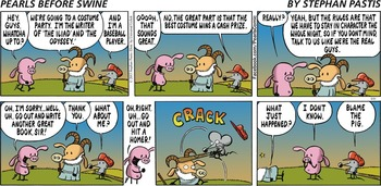 Pearls Before Swine (March 31, 2013)