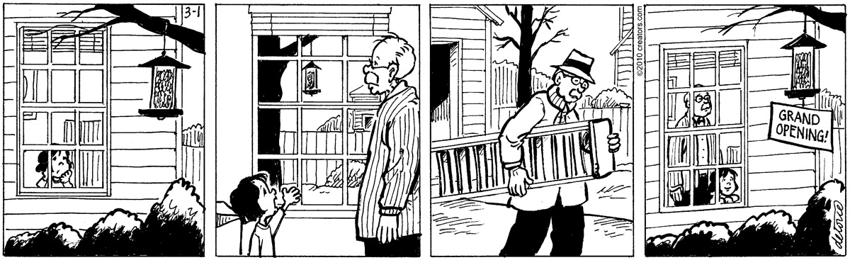 One Big Happy Comic Strip for January 23, 2012