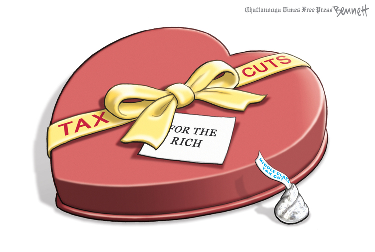 Clay Bennett Comic Strip for February 15, 2019