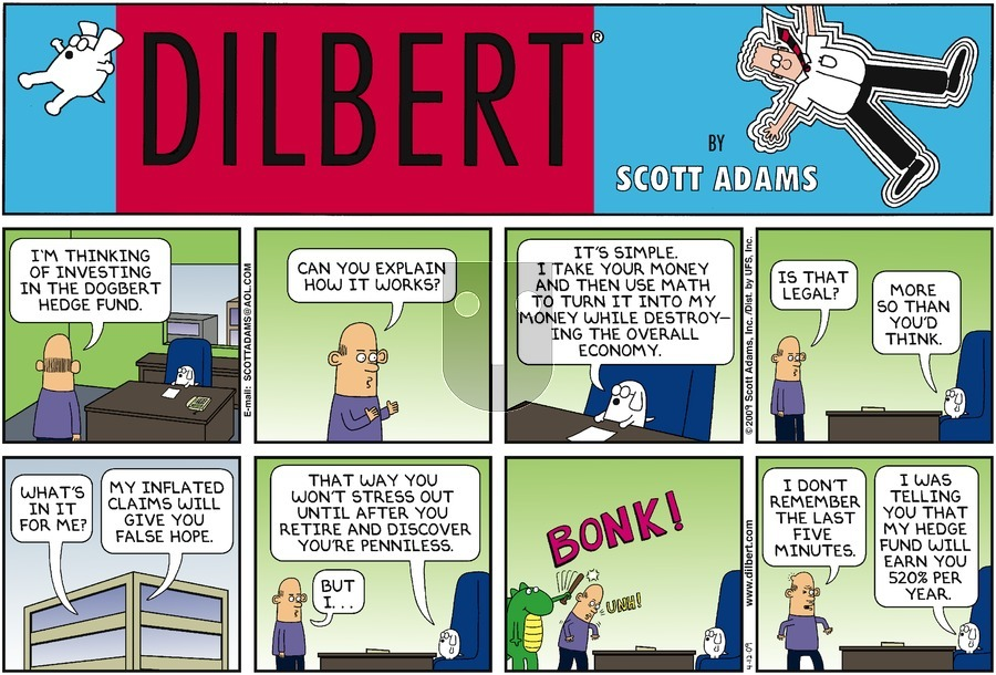 Purchase Comic Strip for 2009-04-12