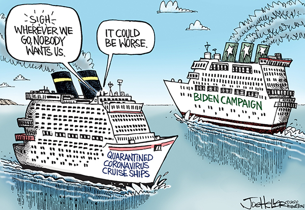 Joe Heller Comic Strip for February 13, 2020