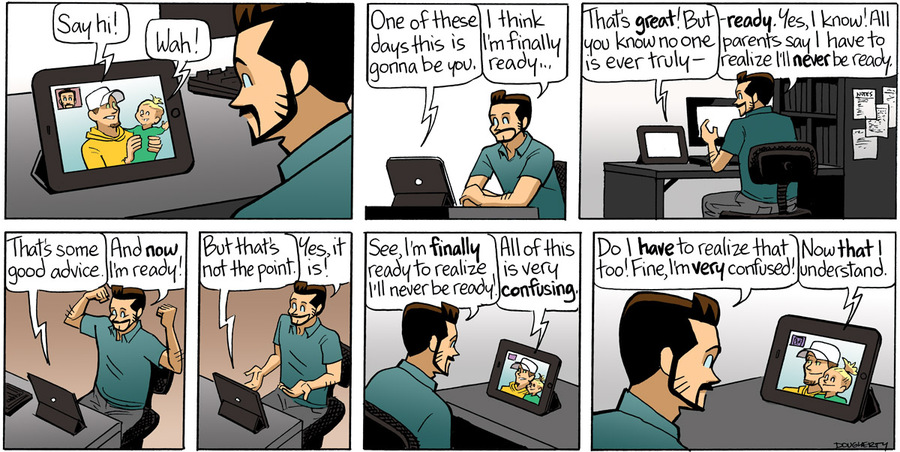 Beardo Comic Strip for February 01, 2015