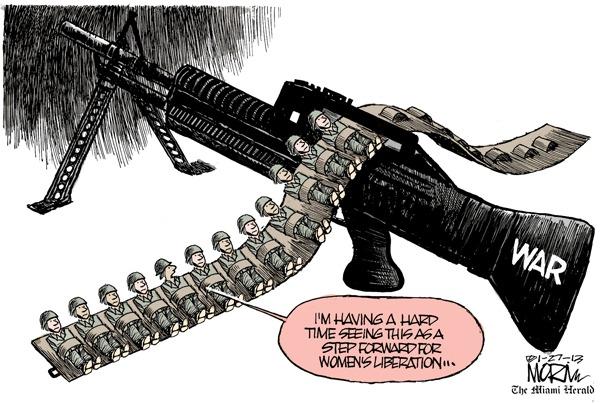 Jim Morin for Jan 27, 2013 Comic Strip