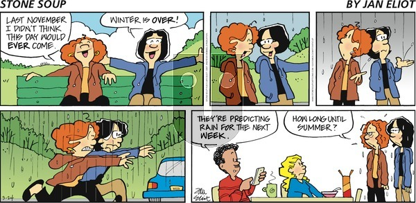Stone Soup on Sunday March 24, 2019 Comic Strip