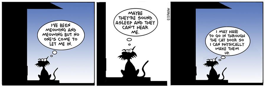 Crumb Comic Strip for November 14, 2019