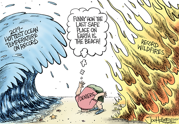Joe Heller Comic Strip for January 15, 2020