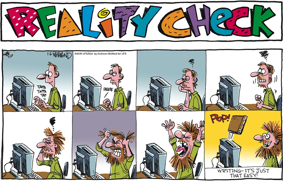 Reality Check Comic Strip for January 06, 2019
