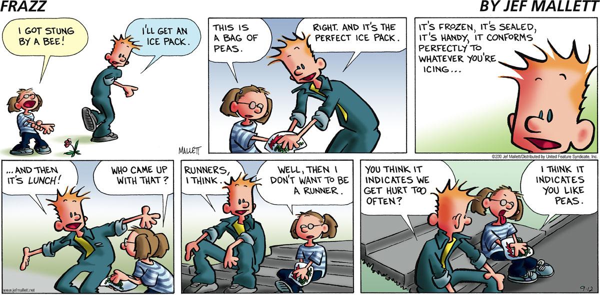 Frazz Comic Strip for September 12, 2010