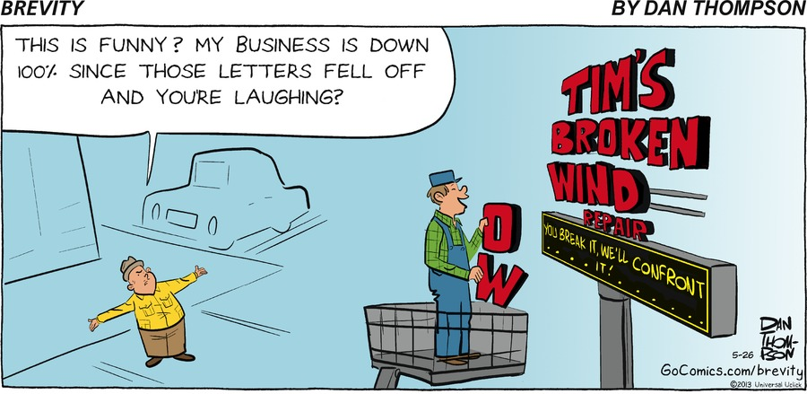TIM'S BROKEN WIND__   Repair