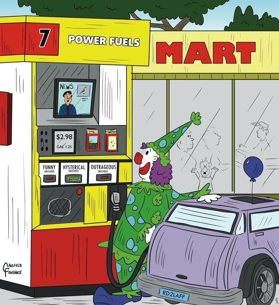 Yaffle Comic Strip for January 24, 2021