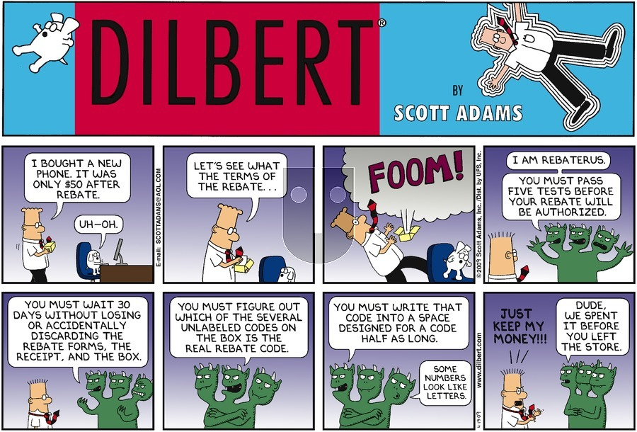 Purchase Comic Strip for 2009-04-19