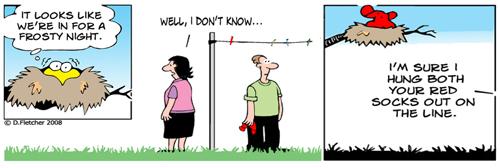 Crumb Comic Strip for September 26, 2008