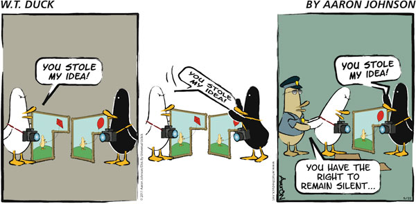 W.T. Duck Comic Strip for December 23, 2018