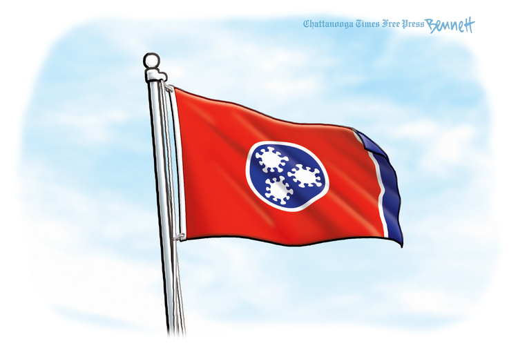Clay Bennett by Clay Bennett on Wed, 22 Sep 2021