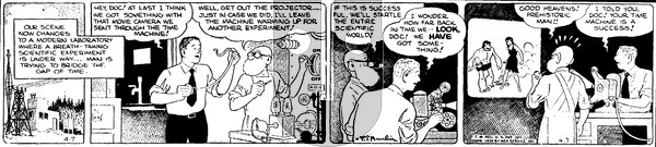 Alley Oop - Friday April 7, 1939 Comic Strip