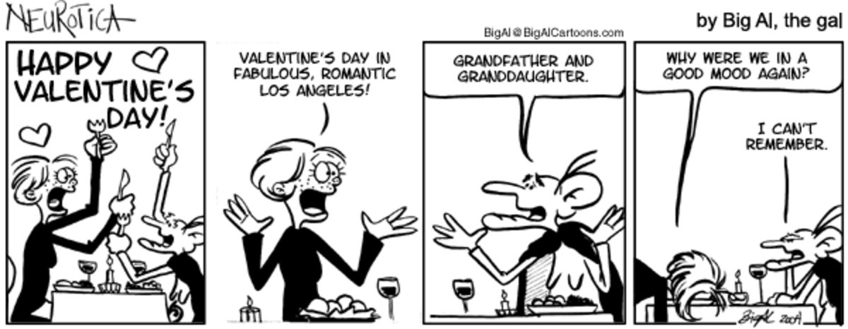 NEUROTICA for Apr 28, 2013 Comic Strip