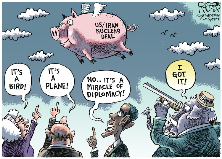 Rob Rogers Comic Strip for April 05, 2015