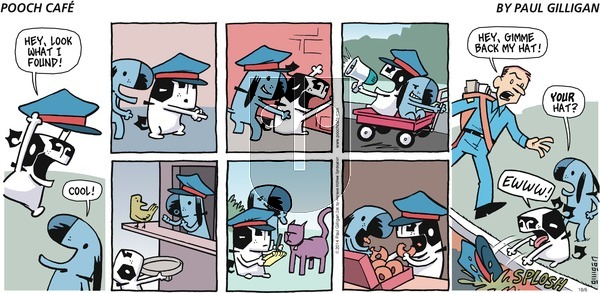 Pooch Cafe on Sunday October 6, 2019 Comic Strip