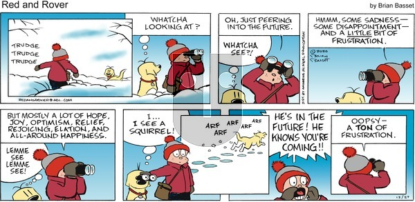 Red and Rover on Sunday December 27, 2020 Comic Strip