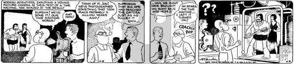 Alley Oop - Saturday April 8, 1939 Comic Strip