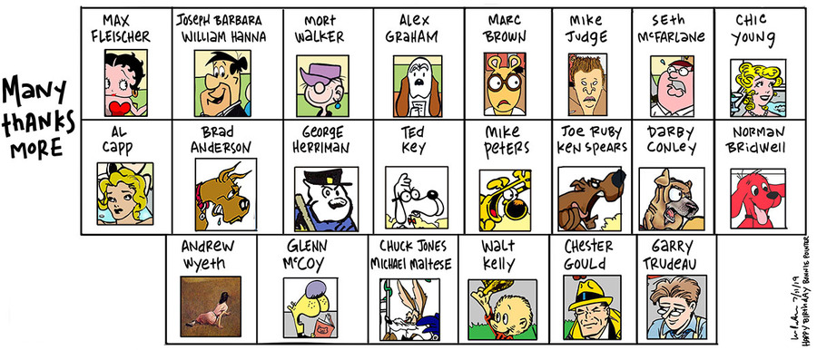 The Big Picture Comic Strip for July 12, 2019