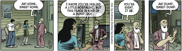 Alley Oop - Monday May 6, 2019 Comic Strip