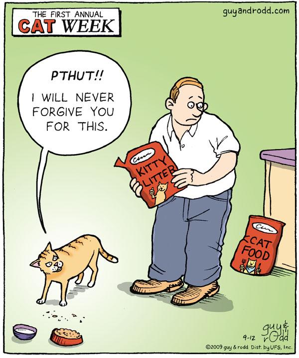 Brevity for Sep 12, 2009 Comic Strip
