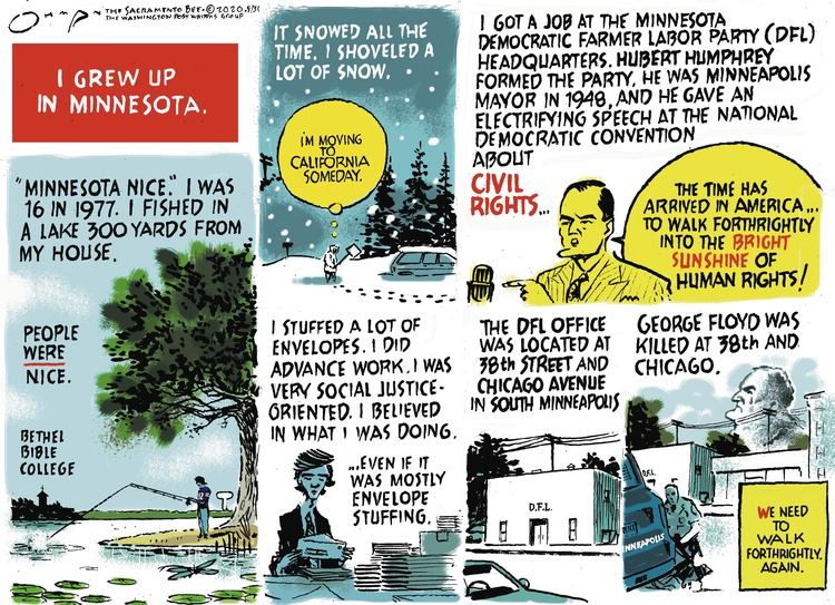 Jack Ohman Comic Strip for May 31, 2020