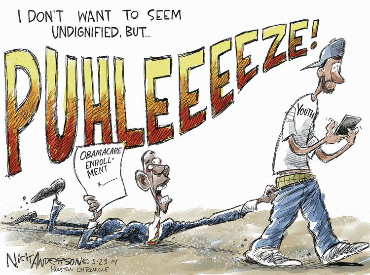 Nick Anderson Comic Strip for March 23, 2014