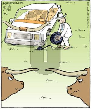 Brevity - Wednesday April 21, 2010 Comic Strip