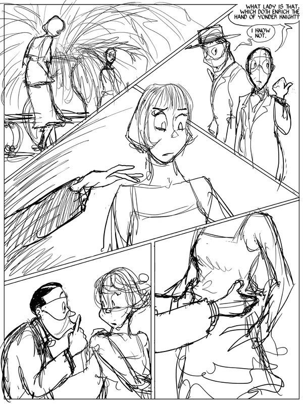 Pibgorn Sketches