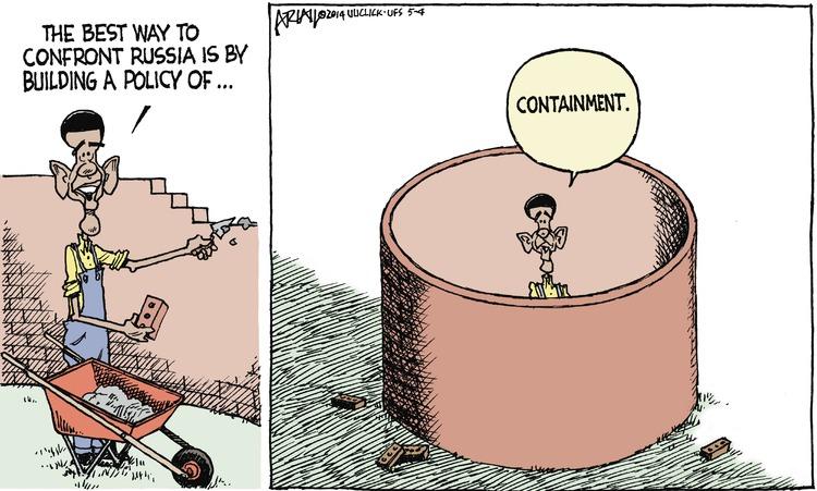 Robert Ariail Comic Strip for May 04, 2014