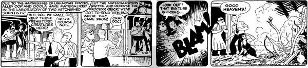 Alley Oop - Monday April 10, 1939 Comic Strip