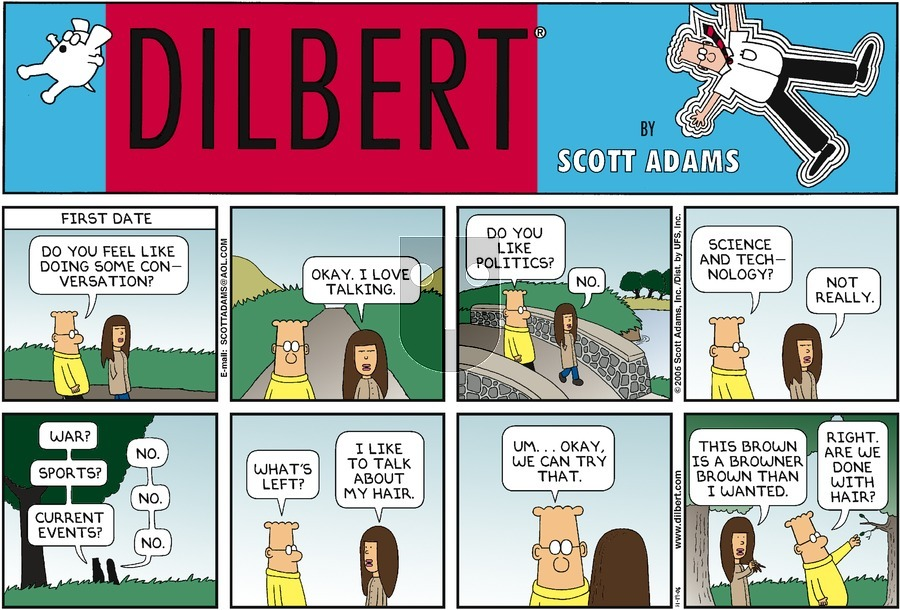 Purchase Comic Strip for 2006-11-19
