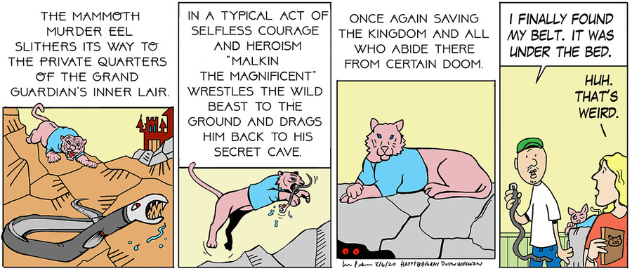 The Big Picture Comic Strip for August 06, 2020