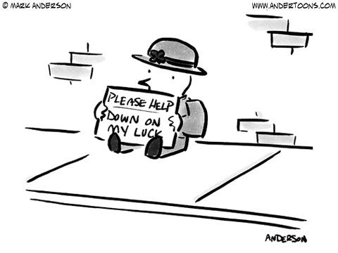 Andertoons for Dec 2, 2012 Comic Strip