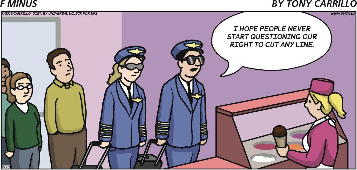 F Minus Comic Strip for February 26, 2012