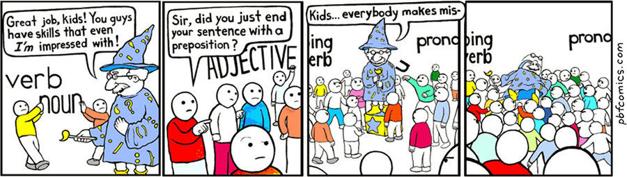 Perry Bible Fellowship Comic Strip for August 13, 2018
