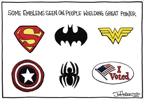Joe Heller Comic Strip for November 03, 2020