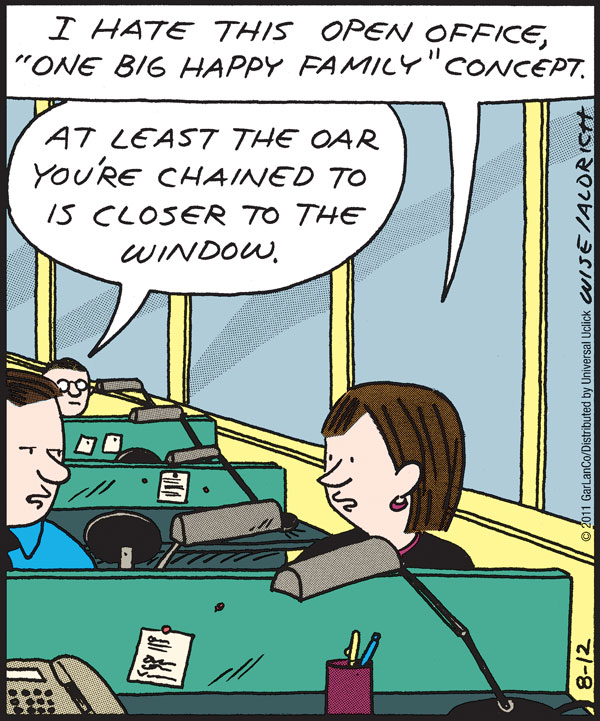 Real Life Adventures Comic Strip for August 12, 2011