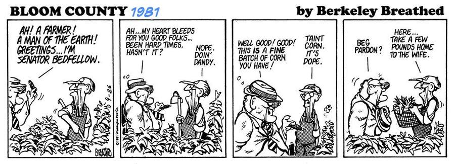 Bloom County 2019 Comic Strip for June 20, 2017