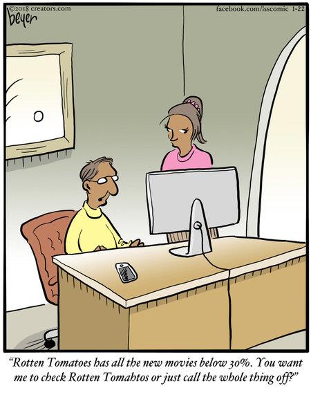 Long Story Short Comic Strip for February 15, 2020