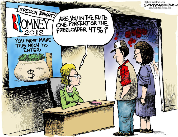 Gary Markstein for Sep 18, 2012 Comic Strip