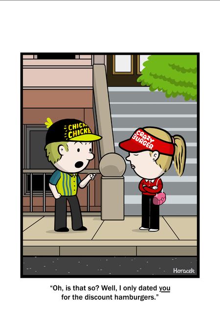 Foolish Mortals for Jan 7, 2013 Comic Strip